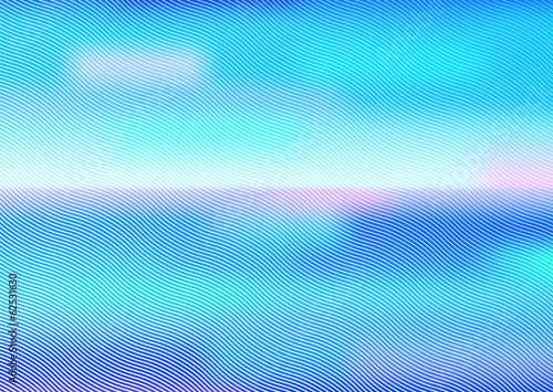 Blue colorspot background
