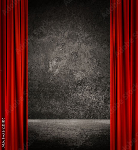 theatrical backdrop