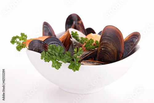 bowl of crustacean