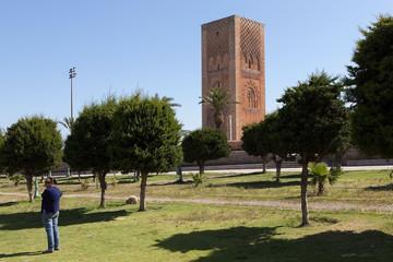 Башня Хасана. Рабат. Марокко