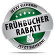 Frühbucherrabatt - Jetzt sichern!