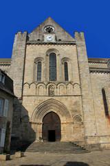 Eglise de Saint-Yrieix-la-Perche.