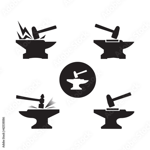 Smith Icons. Vector format