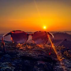 occhiali al traminto