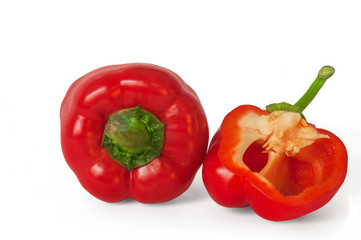 Delicious red pepper