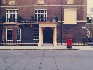 London / Haus