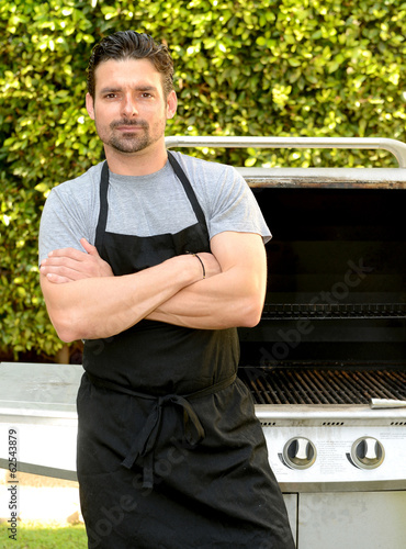 Serious Chef Outdoors