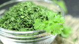 Dried Parsley (loopable)