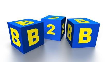 b2b on cubes