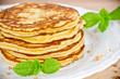 Постер, плакат: american pancakes