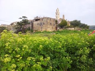 Il borgo di Bussana Vecchia