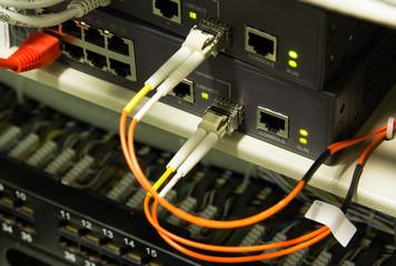 Fiber Optics with SC/LC connectors
