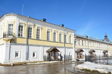 Спасо-Прилуцкий монастырь в Вологде, братский корпус