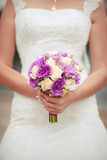 wedding flowers bouquet of bride