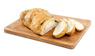 Garlic Loaf Sliced