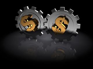 dollar gears