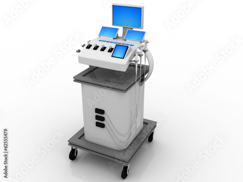Medical Ultrasound Diagnostic Machine..