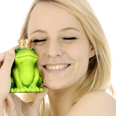 Twen liebt Froschkönig