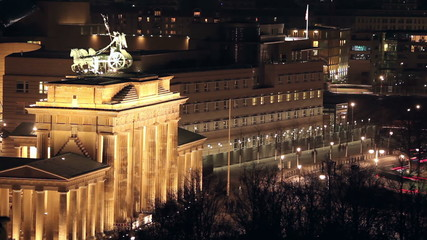 Brandenburger Tor, Timelapse Video
