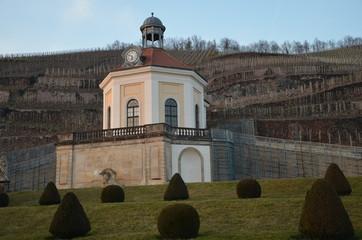 Belvedere in Schloss Wackerbarth