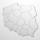 Polska - kontur - 62557255