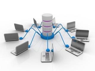 Computer network ..