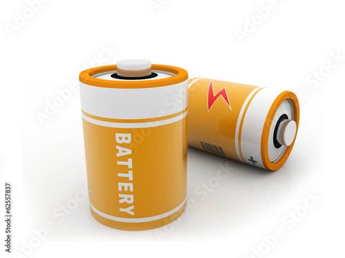 3d battery.