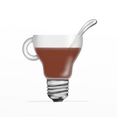 caffè lampadina
