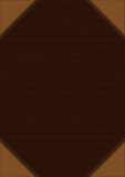 Brown decorative background