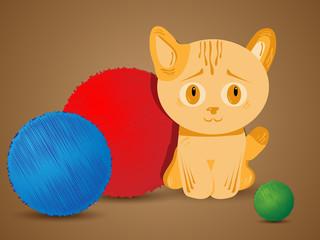 kitten background