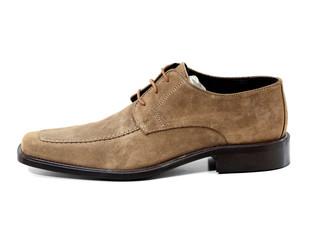 Sapato Homem Camurça
