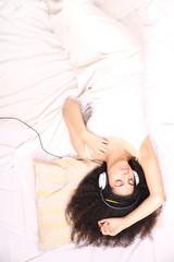 Schlafzimmer Musik