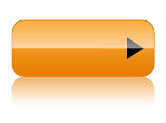 BOUTON ORANGE (modèle web internet cliquer ici connexion ok go)