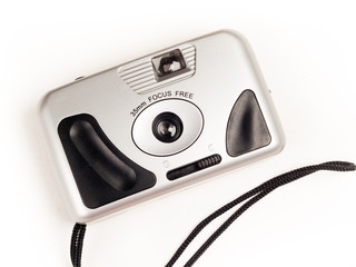 Plastic Analog Camera