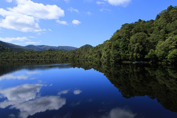 Gordon River (UNESCO World Heritage Site), Tasmania, Australia