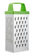 Steel cheese grater
