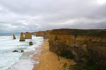 HDR Image - The Twelve Apostles, Victoria, Australia