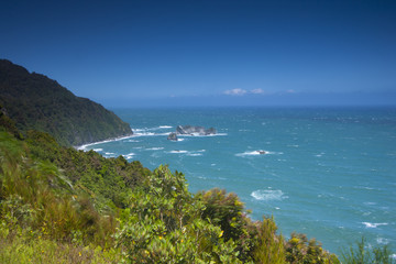 Knights Point, South Island, New Zealand