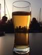 Bière en terrasse au port
