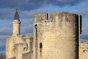 Architecture Médiévale. Aigues Mortes