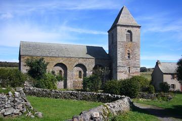 Ancienne Eglise. Aubrac