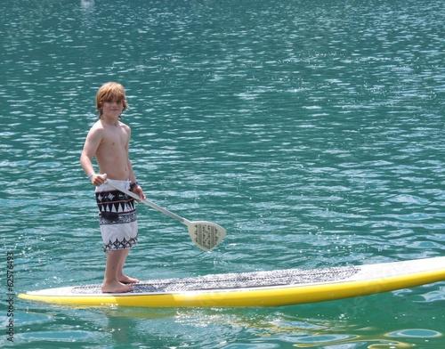 SUP Paddler