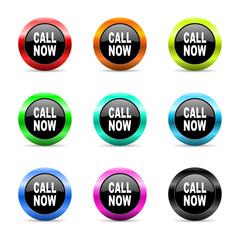 call icon vector set