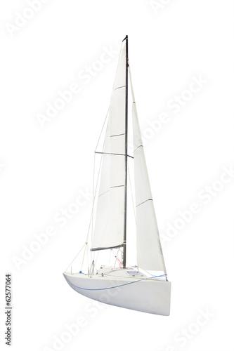 Papiers peints Fluvial sailing