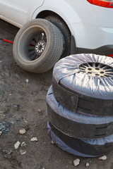 replacement of tires - choice of wheel