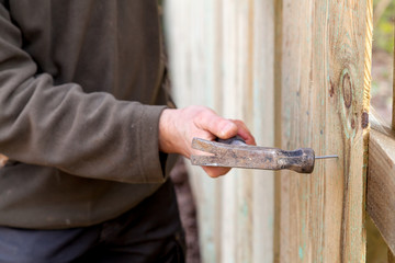 Hammer and Nail