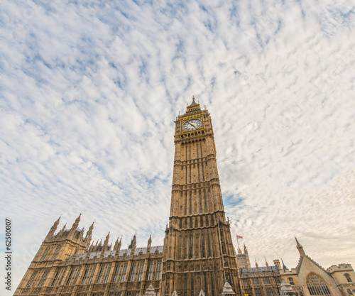 The Big Ben Tower