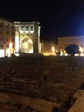 Lecce by night