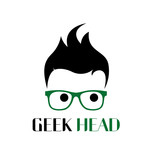 Cool geek logo
