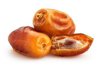 dates fruit isolated